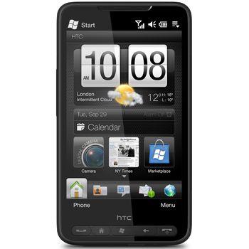 HTC HD2 + autonabíječka microUSB