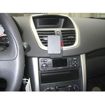 Brodit ProClip montážní konzole pro Peugeot 207 06-14, na střed vlevo