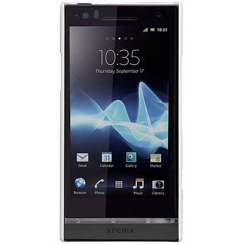 Case Mate pouzdro Barely There White pro Sony Xperia S