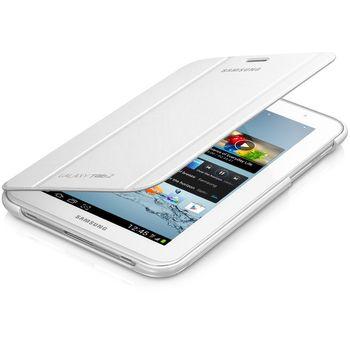 Samsung polohovací pouzdro EFC-1G5SWE pro Samsung Galaxy Tab 2, 7.0 (P3100/P3110), bílá