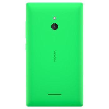 Nokia CC-3080 pevný kryt Nokia X DS/X+ DS, zelený