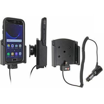 Brodit držák do auta na Samsung Galaxy S7 v pouzdru Otterbox Defender, s nabíjením z CL