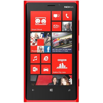 Nokia Lumia 920 Red - rozbaleno, nové, záruka 24 měsíců