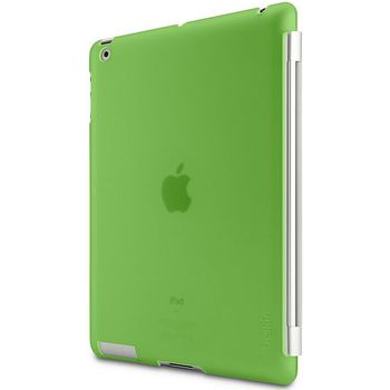 Belkin ochranný kryt Snap Shield pro nový iPad 3, zelená (F8N744cwC03)