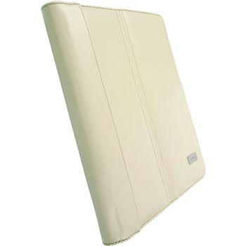 Krusell pouzdro Luna iPad - krémová