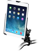RAM Mounts držáku na iPad Air na motorku nebo na kolo na řídítka, Ø objímky 12,7-31,75 mm, sestava RAM-B-149Z-AP17U