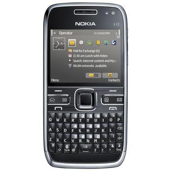 NOKIA E72 Zodium Black (4GB) předváděcí, záruka 2 roky