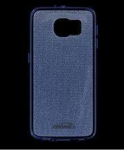 Kisswill TPU Shine pouzdro pro Samsung G800 Galaxy S5mini, modré