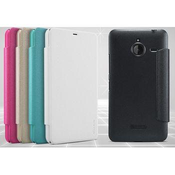 Nillkin pouzdro Sparkle Folio pro Nokia Lumia 640, bílé