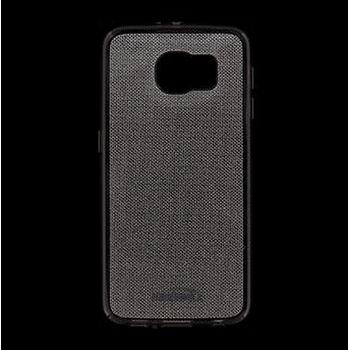 Kisswill TPU Shine pouzdro pro Samsung G920 Galaxy S6, šedé