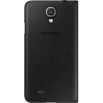 Samsung flipové pouzdro s kapsou EF-NI950BB pro S4, černé (nové)