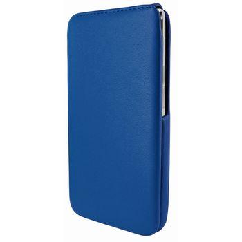 Piel Frama pouzdro pro HTC One iMagnum, Blue