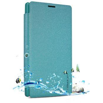 Nillkin pouzdro Sparkle Folio pro Nokia Lumia 435, modré
