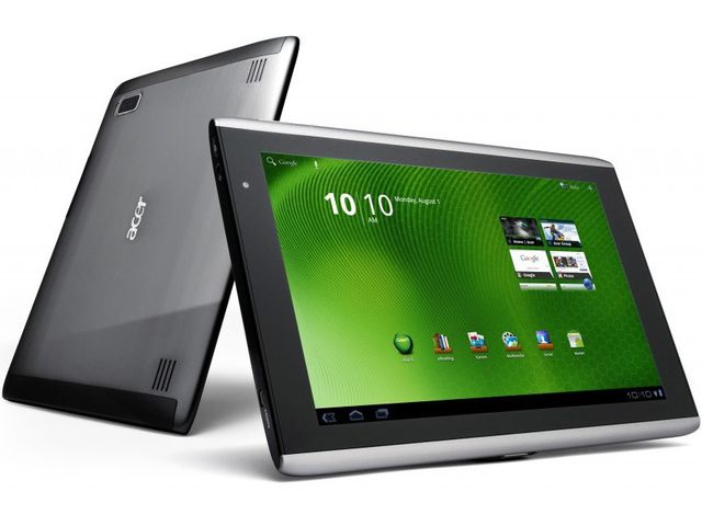 obsah balení Acer Iconia Tab A500 64GB Wi-Fi (XE.H7JEN.012) + Acer Bluetooth klávesnice pro Android