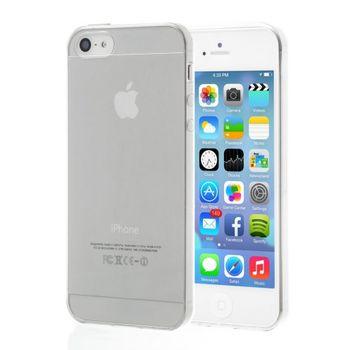 Esperia TPU kryt pro Apple iPhone 5/5S, šedý