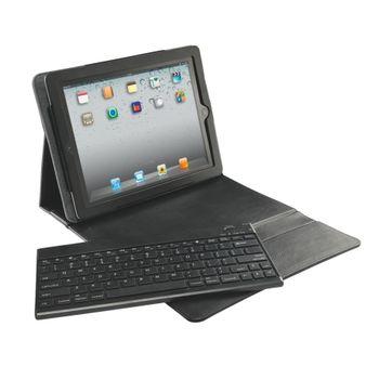 Leitz pevné pouzdro Complete Classic Pro s klávesnicí pro Nový iPad/ iPad 2, černá