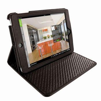 Piel Frama pouzdro pro iPad Mini Cinema Model, Brown
