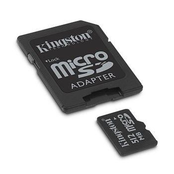 Kingston microSD 1GB