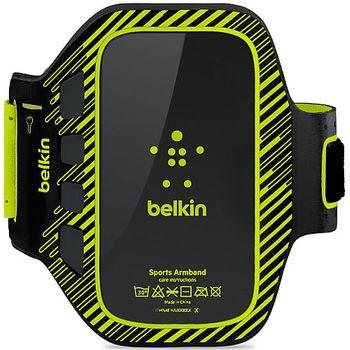 Belkin sportovní pouzdro na ruku pro Galaxy S III, S II, HTC ONE X/S , Xperia S černé (F8M409cwC02)