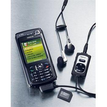 Nokia N70 - Music Edition černá