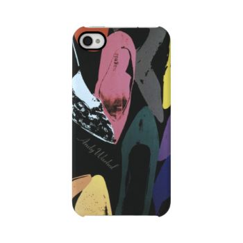 Incase Warhol Snap Case pro iPhone 4/4S - Shoes