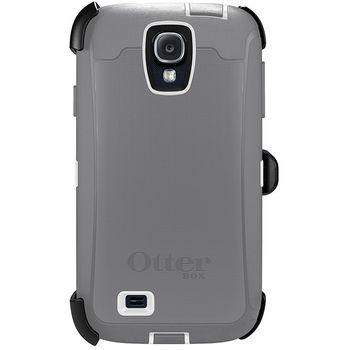 Otterbox ochranné pouzdro Defender Series pro Samsung Galaxy S4, šedé