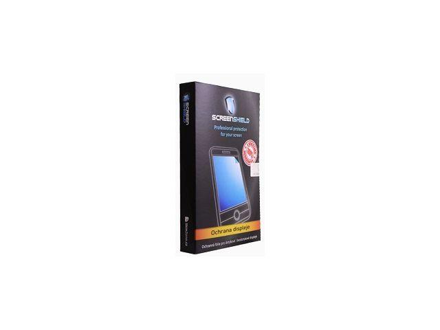 obsah balení Fólie ScreenShield Motorola Defy Mini XT320 - displej+voucher na skin