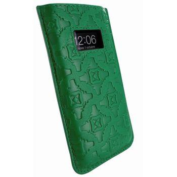 Piel Frama pouzdro pro iPhone 5 Pull Case, Green
