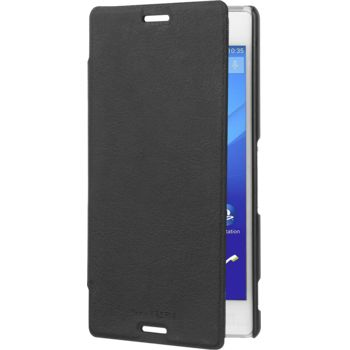 Roxfit flipové pouzdro pro Sony Xperia M4 Aqua, černé