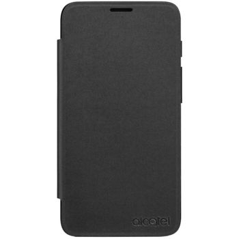 ALCATEL FC5010 pouzdro Flip Case PIXI 4 (5), černé