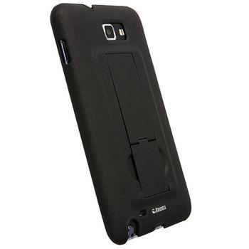 Krusell hard case se stojánkem - ActionCover - Samsung Galaxy Note (černá)