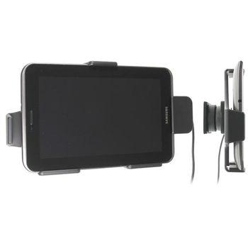 Brodit držák do auta na Samsung Galaxy Tab 2 7.0 P3100 bez pouzdra, se skrytým nabíjením