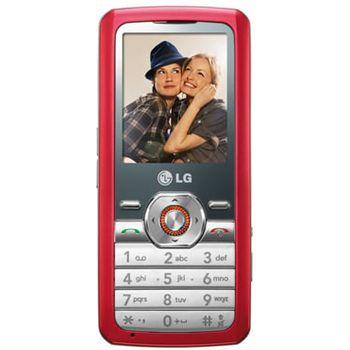 LG GM205 Brio Red
