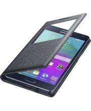 Samsung flipové pouzdro S-View EF-CA500BC pro Galaxy A5, černé