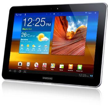 Samsung Galaxy Tab 7510 16GB Wi-Fi 10.1 bílá
