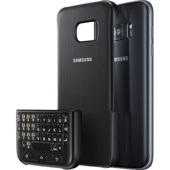 Samsung ochranný zadní kryt s klávesnicí EJ-CG930UB pro Galaxy S7, černý