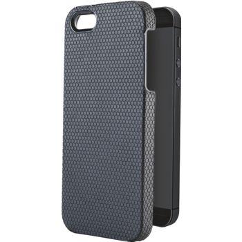 Leitz kryt Complete Tech Grip pro iPhone 5, černá