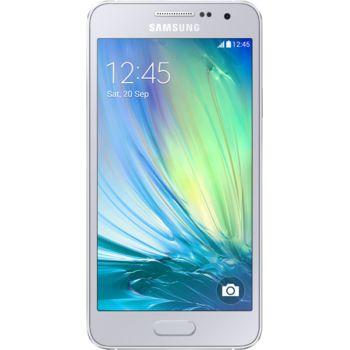 Samsung Galaxy A3 A300, stříbrná