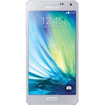 Samsung Galaxy A5 A500, stříbrná, rozbaleno, záruka 24 měsíců
