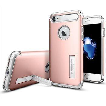 Spigen ochranný kryt Slim Armor pro iPhone 7, růžová
