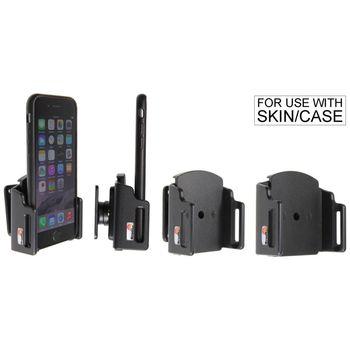 Brodit držák do auta na Apple iPhone 6/6s/7 v pouzdru, nastavitelný, bez nabíjení