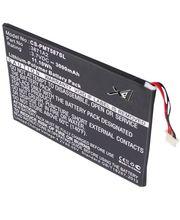 Baterie pro Prestigio Multipad 7.0 Ultra Duo, PMT5877C, Li-ion 3,7 V, 3000 mAh