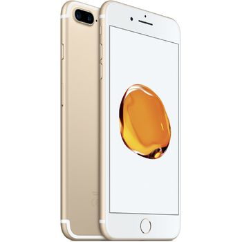 Apple iPhone 7 Plus 256GB, zlatý