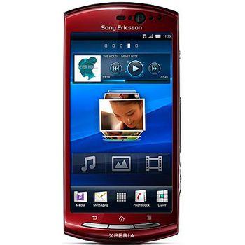 Sony Ericsson Xperia neo MT15i - červený