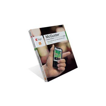 McGuider - navigační software Evropa 2009 - bazarové zboží