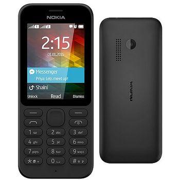 NOKIA 215 DS černá