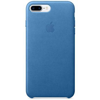 Apple kožený kryt pro iPhone 7 Plus, jezerně modrý