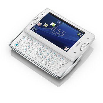Sony Ericsson Xperia mini pro - bílá - rozbaleno, plná záruka