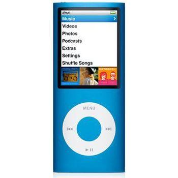 iPod Nano 4th - 16GB (modrá)