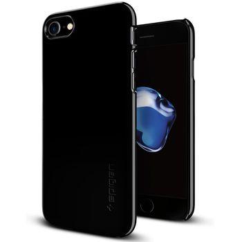 Spigen ochranný kryt Thin Fit pro iPhone 7 plus, černá